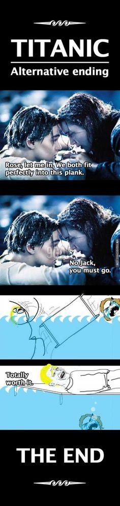 Titanic -Alternative Ending
