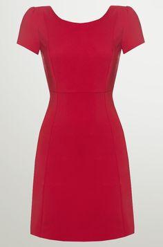 SUKIENKI | Klasyczna sukienka rozkloszowana | ORSAY