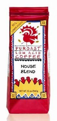 Puroast REGULAR Coffee - House Blend, French Roast, Vanilla, or Hazelnut