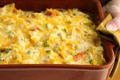 Rotel Chicken Mexican Casserole Recipe