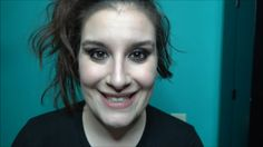 Urban Decay Smoked Palette Rockstar/Blackout Tutorial #urbandecay #palette #makeup