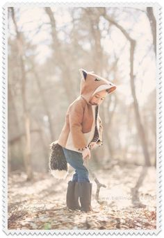 blissfulb - bliss blog - wee wednesday with Jennifer: foxy