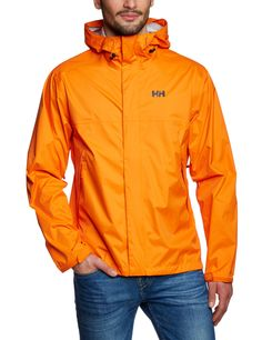 Amazon.com : Helly Hansen Loke Running Jacket, orange or not?