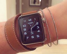 Hermes Apple Watch double tour