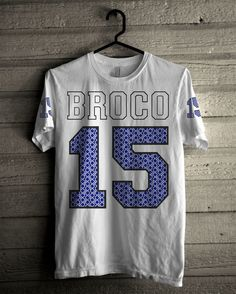 Image of The Broco Jersey Tee
