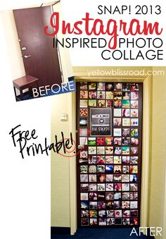 """you're an important piece of the puzzle"""" photo shadowbox #diy"""