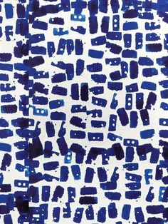 NLXL - ADDICTION BY PAOLA NAVONE WALLPAPER - BLUE/WHITE