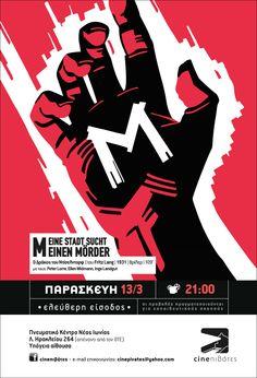 Ο Δράκος του Ντίσελντορφ (M, Eine Stadt sucht einen Mörder / M, 1931) poster
