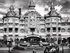 TRAVEL . july 10, 2014 . Postcard from Paris, France . Disneyland Childhood Dream