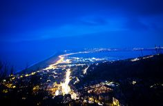 Night View of Portland Harbour by Humphrey Hippo · 365 Project