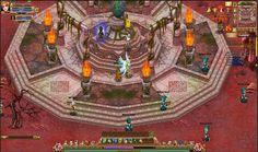 Crystal Saga II - Open Alpha, phase begins