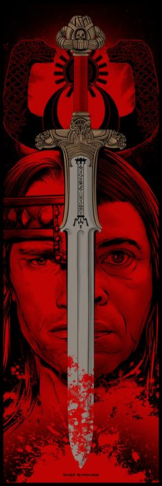 Weapon of Choice - Conan - Joshua Budich