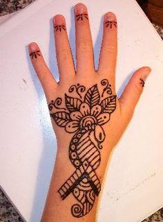 Henné Facile A Faire les 15 meilleures images du tableau henné sur pinterest | easy hand