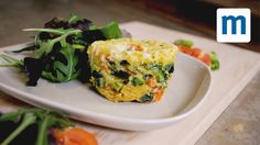 Super-quick quiche in a mug -- has to be seen to be believed!