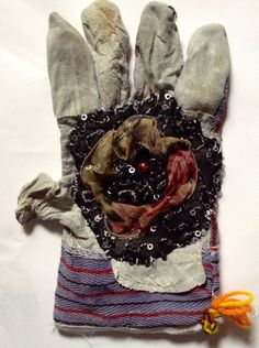 Marina Godoy/ embroidery fun!