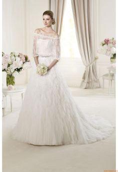 Vestidos de noiva Pronovias Unare 2013