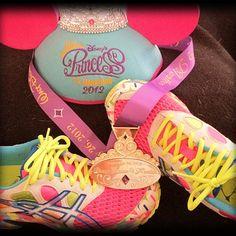 Denises first half marathon !