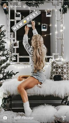 42 Best Ideas For Party Outfit Winter Christmas Style Tumblr, Christmas Aesthetic, How To Pose, Poses, Winter Christmas, Xmas, Christmas Fashion, Christmas 2017, Christmas Feeling