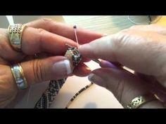 Design Tubular Bead Crochet Jewelry Patterns With JBead Software - YouTube                                                                                                                                                                                 More