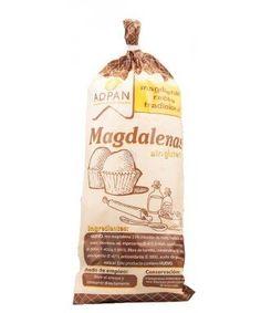 Magdalenas Receta Tradicional Adpan 350gr Gluten Free Cupcakes, Foods