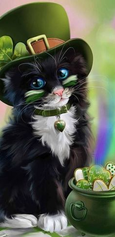 Mr Cat Square Diamond Painting, I really like cats too though Crazy Cat Lady, Crazy Cats, Animals And Pets, Cute Animals, Image Chat, Photo Chat, Cute Animal Drawings, Cat Drawing, Beautiful Cats