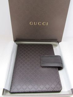 31eff481b Gucci iPad Case Brown Diamante Leather Tablet Sleeve Protector  Gucci