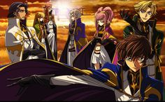 Code Geass C2 | Code Geass Knights of Round Wallpaper