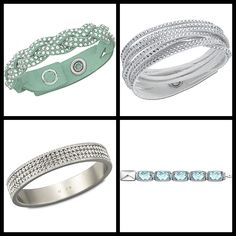 These are our #banglemania essentials. Show us yours by tagging your images #banglemania #swarovski #armparty