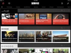 Flud - News reader app for iPhone and iPad