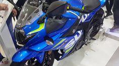 Suzuki standı, Moto Bike Expo istanbul 2018