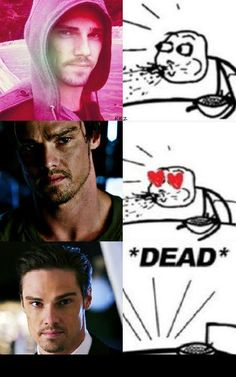Oh god i laughed SO hard when i saw this! Actually these were my reactions :)