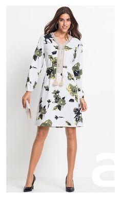 stylizacja elegancka, ciekawa stylizacja, moda damska, sukienka w kwiaty, sukienka mini Casual, Dresses, Fashion, Vestidos, Moda, Fashion Styles, Dress, Fashion Illustrations, Gown