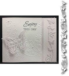 Memory box butterfly