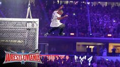 #VR #VRGames #Drone #Gaming Shane McMahon vs. The Undertaker - Hell in a Cell Match: WrestleMania 32 on WWE Network Bah gawd, Combat Sport, Falls off the cage, finishing moves, Hell in a Cell, professional wrestling, Shane McMahon, Shane O'Mac, submission wrestling, superstars, The Deadman, Undertaker, vr videos, world wrestling entertainment, wrestle, wrestlemania, wrestler, Wrestling, wwe, الانتهاء, التحركات, التحركاتالانتهاء, الرياضة
