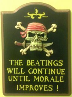 In my pirate bathroom