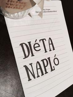 Pár napja barátnőm a papír-írószerben felfedezte a határidőnaplók között többek között az Edzés naplót és a Diéta naplót. Utóbbit rögtön mutogatta, hogy ez nekem jó lehet. Elég klassz dologn T Shirts For Women, Fitness, Diets