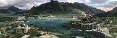 Concept Art y VFX: Jurassic World