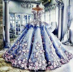 a beautiful floral dress : a beautiful floral dress? a beautiful floral dress? a beautiful floral dress? Pretty Prom Dresses, Stunning Dresses, Homecoming Dresses, Beautiful Outfits, Beautiful Gowns, Wedding Dresses, Ball Gown Dresses, Dress Up, Evening Dresses