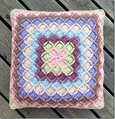 wool-eater pillow