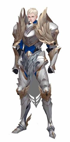7 Virtues - Kindness, Armor set