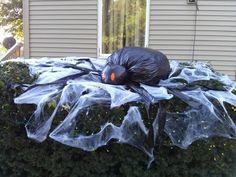 Garbage bag spider