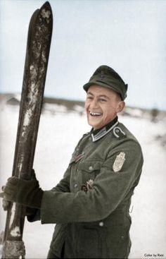 Gebirgsjager in Narvik