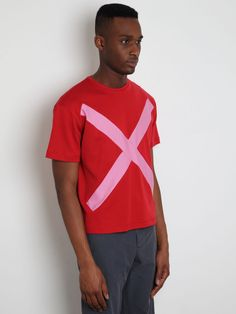 Raf Simons Men's X T-Shirt