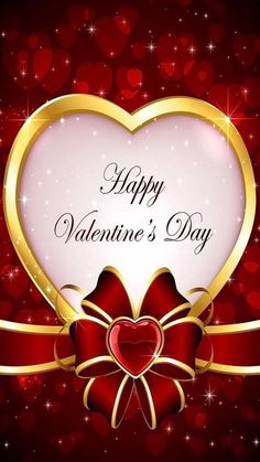 bbd574769 Happy Valentine's Day Happy Valentines Day, Wish, Anniversary, Christmas  Ornaments, Holiday Decor
