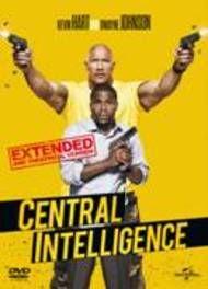 Central intelligence, (DVD) BILINGUAL //CAST: DWAYNE JOHNSON, KEVIN HART DVDNL