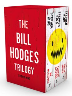 The Bill Hodges Trilogy Boxed Set: Mr. Mercedes, Finders Keepers, and End of Watch - Stephen King
