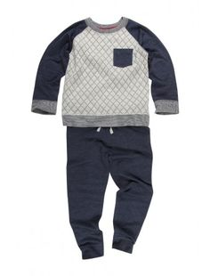 Younger Boys Jogger and Hoody Set