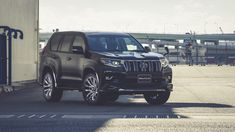 LANDCRUISER PRADO WALD SPORTS LINE Toyota Land Cruiser 150, Suv Cars, Love Car, First Car, Cars And Motorcycles, Offroad, Luxury Cars, Bike, Gallery