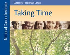 Taking Time: Support for People With Cancer - booklet from NCI