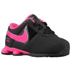 Nike Shox Deliver - Girls' Toddler at Eastbay